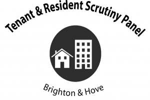 Tenant scrutiny logo