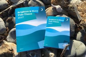 Tide times booklets 2017
