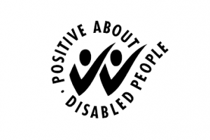 Two Ticks - Positive about disabilities logo