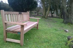 Woodvale Bench