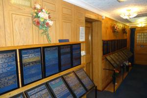 woodvale hall of memory panels