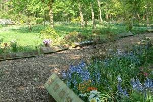 woodvale log garden