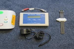 Wrist worn epilepsy sensor