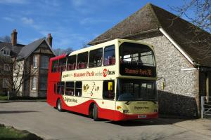 stanmer park bus