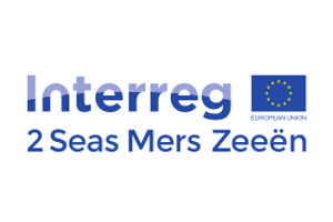 Interreg 2 seas programme logo