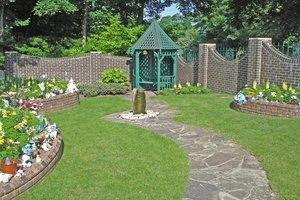 Woodvale memorial garden