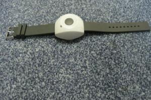 Wrist worn falls detector