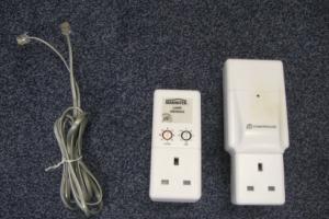X10 lamp controller