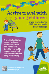 Active travel with young children