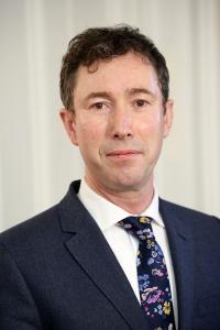 Acting Chief Executive Geoff Raw