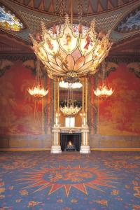 Royal Pavilion Music Room - photo credit Royal Pavilion & Museums, Brighton & Hove