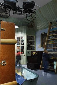 Wizard's attic